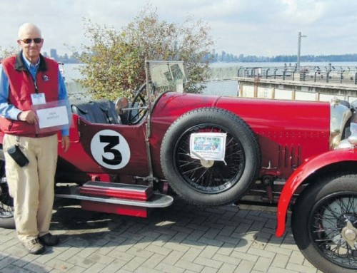 Proper Motor Cars Tour B.C. In Style