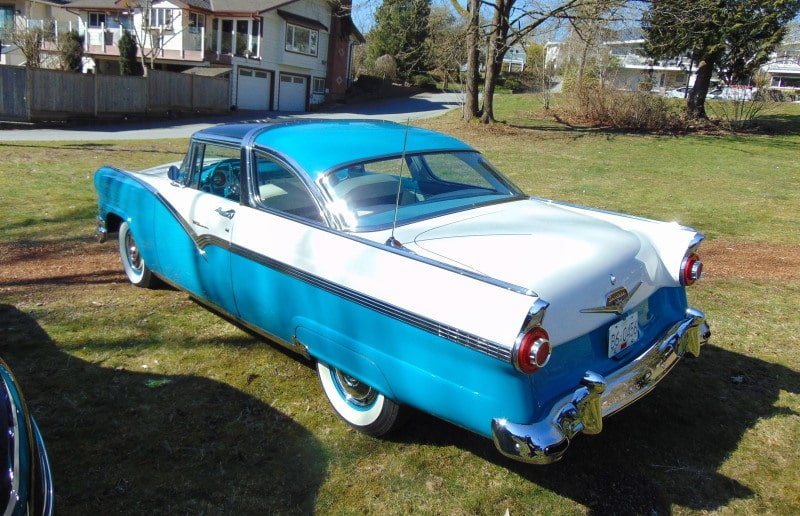 Collector Classics: Father-and-Son Ford freaks – Greater Vancouver
