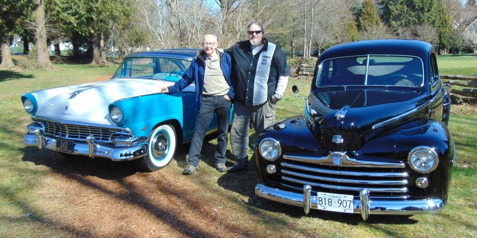 Collector Classics: Father-and-Son Ford freaks